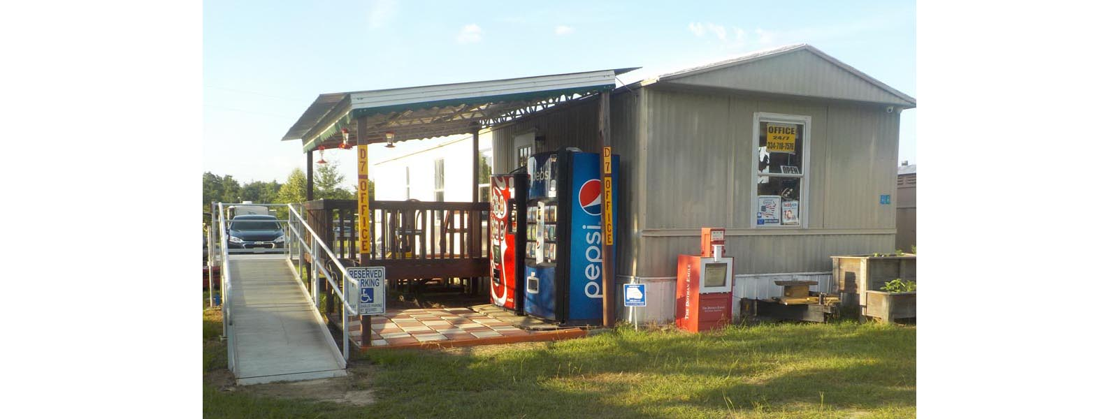 A-Okay campground main office