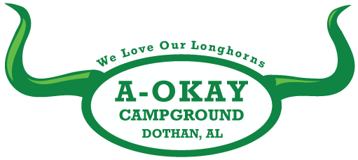 A-Okay Campground Logo